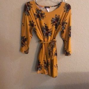 Tops - Floral Maternity Blouse